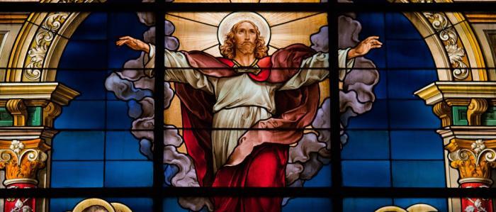 hemelvaart van Jezus