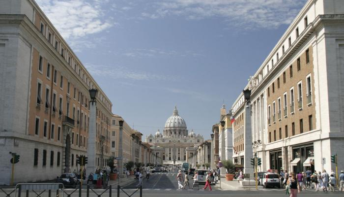 Sint Pieter te Rome